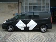 automezzi decorazione integrale wrapping torino