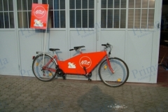 biciclette tandem special wrapping torino