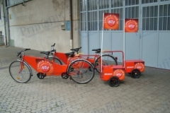 biciclette tandem wrapping torino